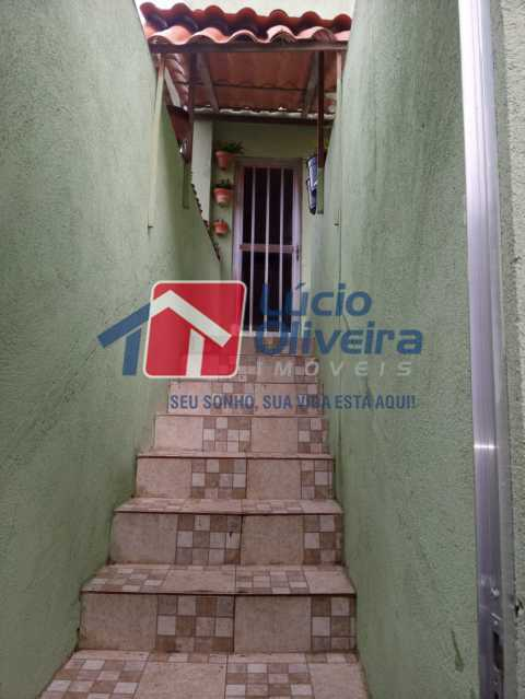 11 entrada - Apartamento à venda Rua Frei Bento,Oswaldo Cruz, Rio de Janeiro - R$ 150.000 - VPAP10143 - 14