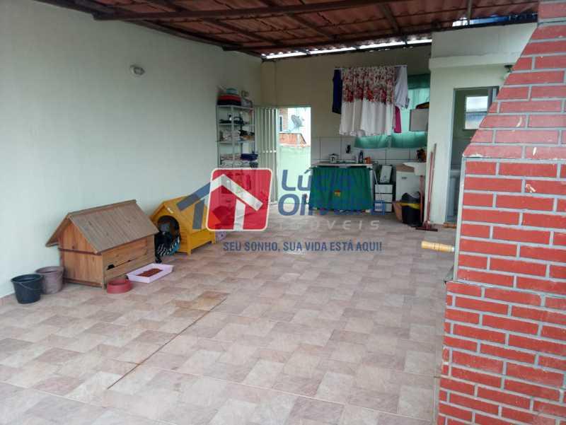 13 terraço - Apartamento à venda Rua Frei Bento,Oswaldo Cruz, Rio de Janeiro - R$ 150.000 - VPAP10143 - 16