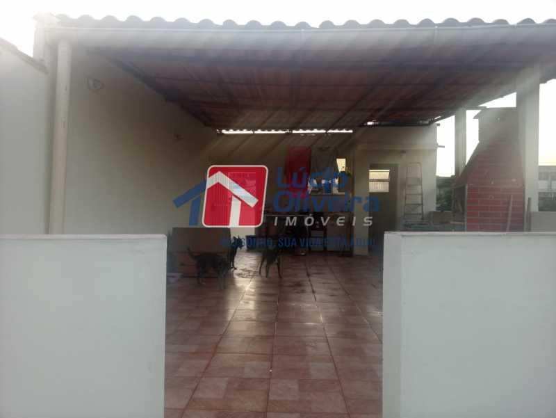 14 terraço - Apartamento à venda Rua Frei Bento,Oswaldo Cruz, Rio de Janeiro - R$ 150.000 - VPAP10143 - 18