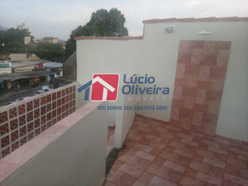 15 terraço - Apartamento à venda Rua Frei Bento,Oswaldo Cruz, Rio de Janeiro - R$ 150.000 - VPAP10143 - 19