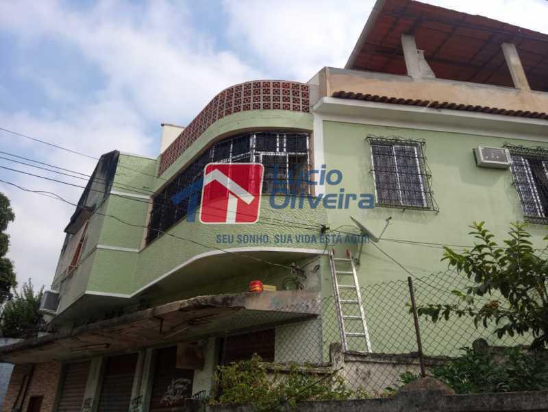 17 fachada - Apartamento à venda Rua Frei Bento,Oswaldo Cruz, Rio de Janeiro - R$ 150.000 - VPAP10143 - 1