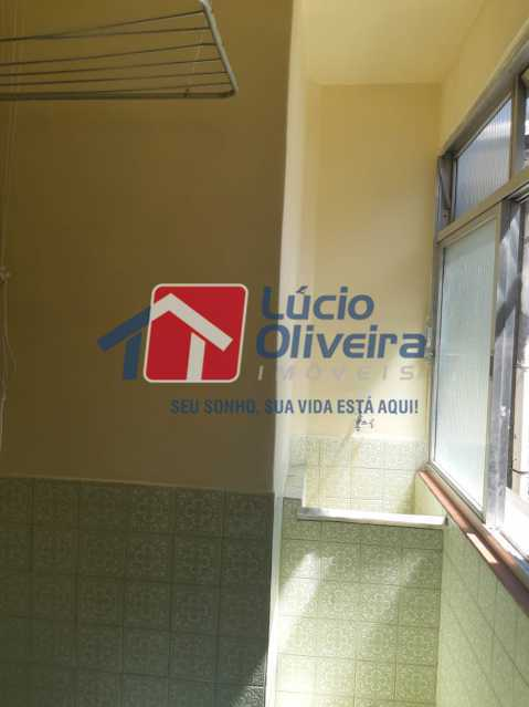 17 - Apartamento para venda e aluguel Rua Barão de Cotegipe,Vila Isabel, Rio de Janeiro - R$ 230.000 - VPAP21318 - 18