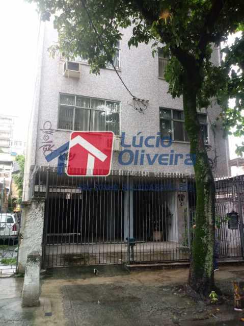02 - Apartamento para venda e aluguel Rua Barão de Cotegipe,Vila Isabel, Rio de Janeiro - R$ 230.000 - VPAP21318 - 3