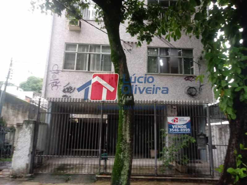 01 - Apartamento para venda e aluguel Rua Barão de Cotegipe,Vila Isabel, Rio de Janeiro - R$ 230.000 - VPAP21318 - 1