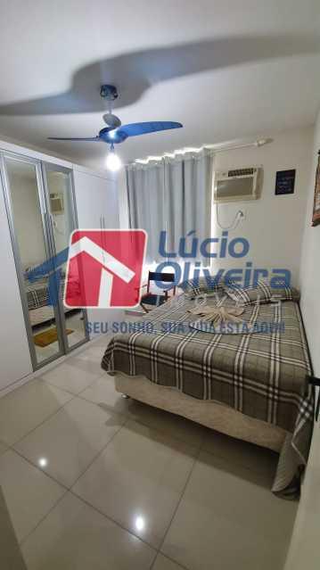 5 Quarto casal. - Apartamento Avenida Pastor Martin Luther King Jr,Inhaúma, Rio de Janeiro, RJ À Venda, 2 Quartos, 81m² - VPAP21320 - 6