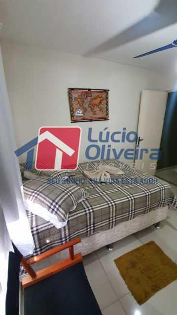 6 Quarto  casal. - Apartamento Avenida Pastor Martin Luther King Jr,Inhaúma, Rio de Janeiro, RJ À Venda, 2 Quartos, 81m² - VPAP21320 - 7