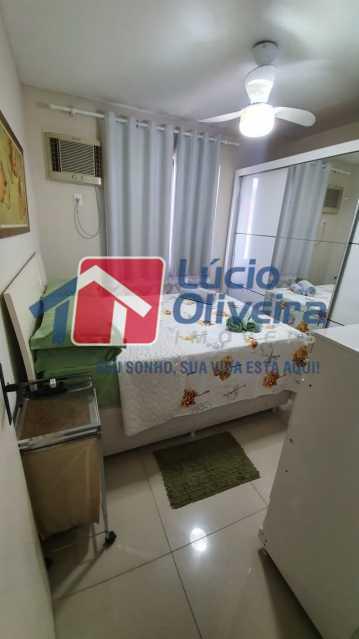 7 quarto solteiro. - Apartamento Avenida Pastor Martin Luther King Jr,Inhaúma, Rio de Janeiro, RJ À Venda, 2 Quartos, 81m² - VPAP21320 - 8