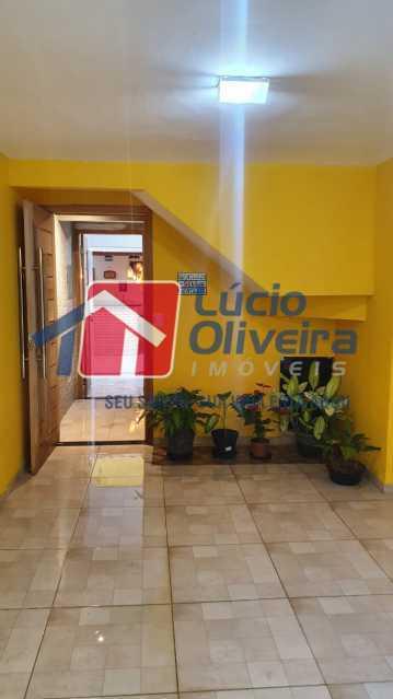 22 Entrada do imóvel. - Apartamento Avenida Pastor Martin Luther King Jr,Inhaúma, Rio de Janeiro, RJ À Venda, 2 Quartos, 81m² - VPAP21320 - 23