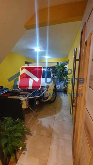 24 Garagem. - Apartamento Avenida Pastor Martin Luther King Jr,Inhaúma, Rio de Janeiro, RJ À Venda, 2 Quartos, 81m² - VPAP21320 - 25
