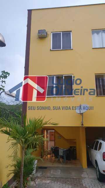 25 Entrada. - Apartamento Avenida Pastor Martin Luther King Jr,Inhaúma, Rio de Janeiro, RJ À Venda, 2 Quartos, 81m² - VPAP21320 - 26