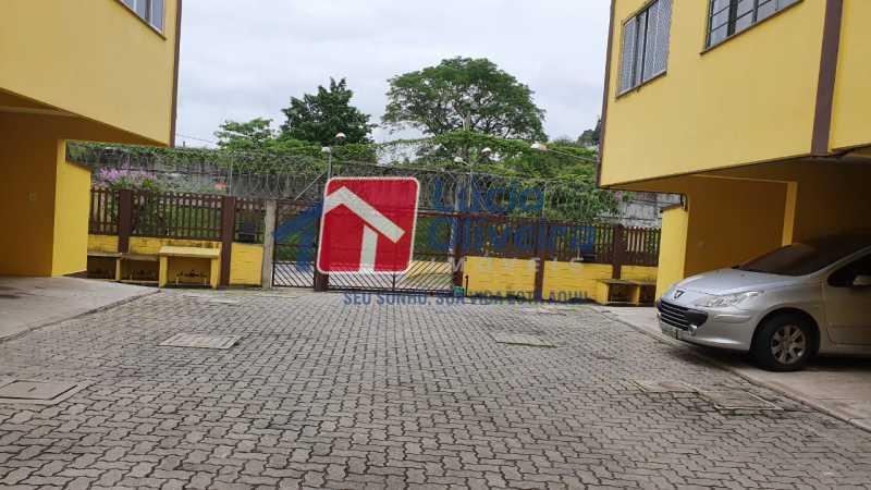 27 Portao eletronico. - Apartamento Avenida Pastor Martin Luther King Jr,Inhaúma, Rio de Janeiro, RJ À Venda, 2 Quartos, 81m² - VPAP21320 - 28