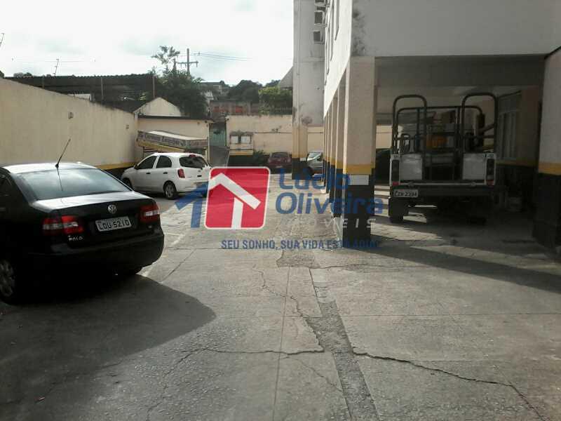 5- Garagem - Apartamento à venda Rua Dionísio,Penha, Rio de Janeiro - R$ 250.000 - VPAP21322 - 6