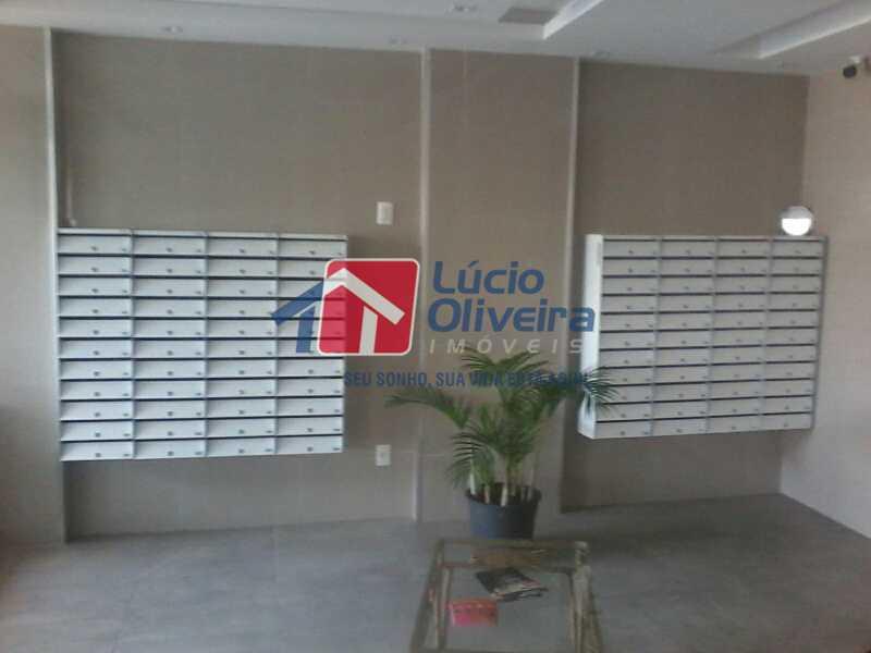 6- Caixa de correio - Apartamento à venda Rua Dionísio,Penha, Rio de Janeiro - R$ 250.000 - VPAP21322 - 7