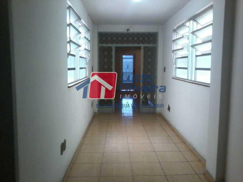 8- Saguão - Apartamento à venda Rua Dionísio,Penha, Rio de Janeiro - R$ 250.000 - VPAP21322 - 9