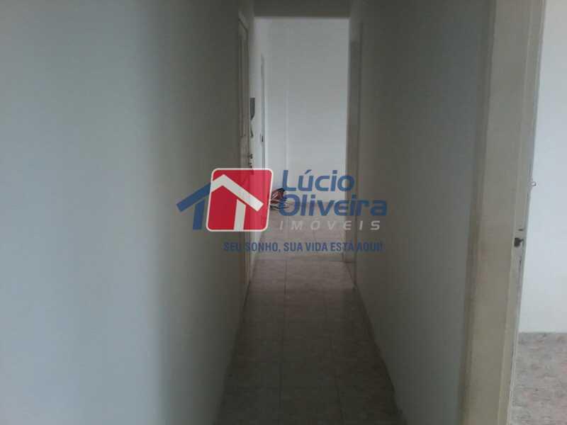 12- Corredor - Apartamento à venda Rua Dionísio,Penha, Rio de Janeiro - R$ 250.000 - VPAP21322 - 13