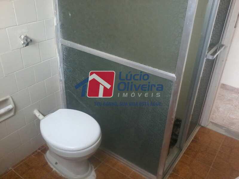 17- Banheiro 2 - Apartamento à venda Rua Dionísio,Penha, Rio de Janeiro - R$ 250.000 - VPAP21322 - 18