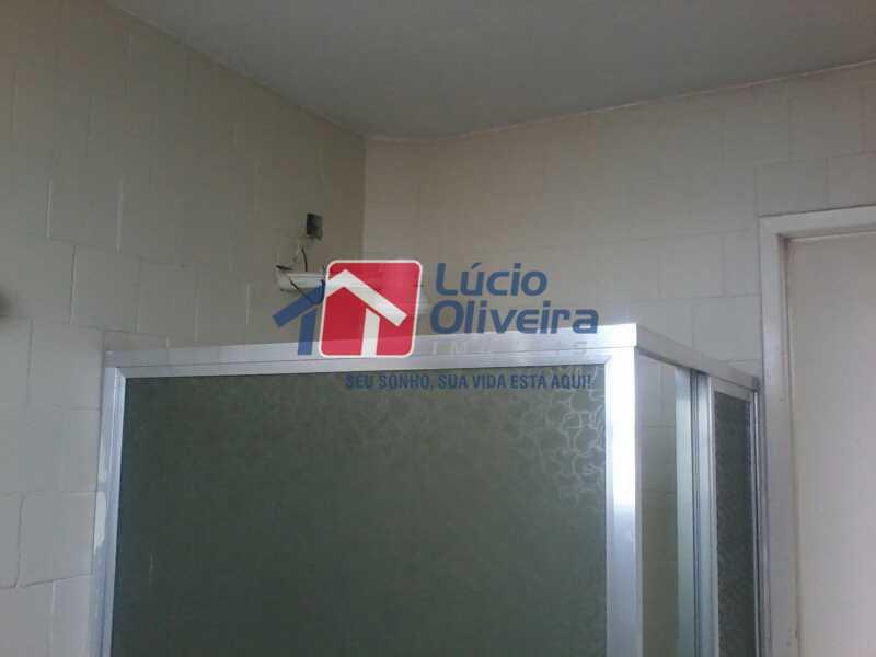 18- Banheiro - Apartamento à venda Rua Dionísio,Penha, Rio de Janeiro - R$ 250.000 - VPAP21322 - 19