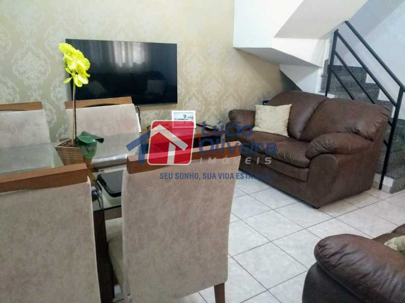 1 sala. - Casa de Vila à venda Rua Barão de Melgaço,Cordovil, Rio de Janeiro - R$ 260.000 - VPCV20055 - 1