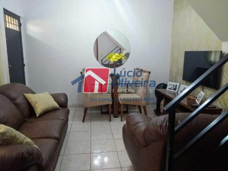 2 sala. - Casa de Vila à venda Rua Barão de Melgaço,Cordovil, Rio de Janeiro - R$ 260.000 - VPCV20055 - 3