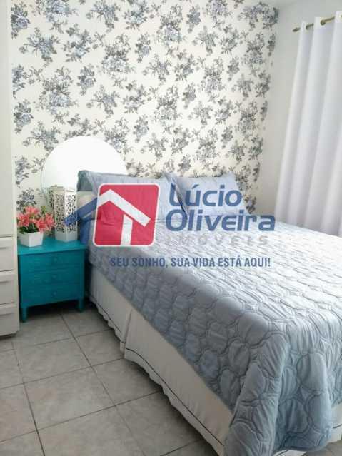 3 quarto. - Casa de Vila à venda Rua Barão de Melgaço,Cordovil, Rio de Janeiro - R$ 260.000 - VPCV20055 - 4