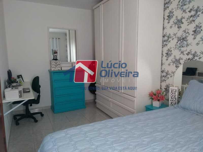4 quarto. - Casa de Vila à venda Rua Barão de Melgaço,Cordovil, Rio de Janeiro - R$ 260.000 - VPCV20055 - 5