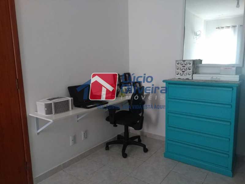 5 quarto. - Casa de Vila à venda Rua Barão de Melgaço,Cordovil, Rio de Janeiro - R$ 260.000 - VPCV20055 - 6