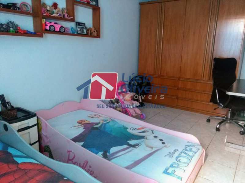 7 quarto infantil. - Casa de Vila à venda Rua Barão de Melgaço,Cordovil, Rio de Janeiro - R$ 260.000 - VPCV20055 - 8