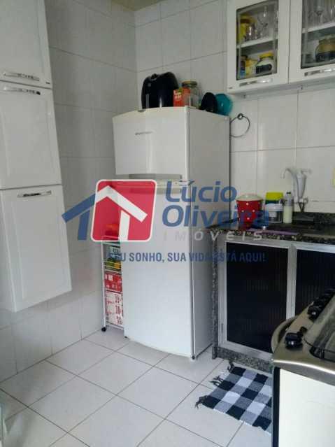 10 cozinha. - Casa de Vila à venda Rua Barão de Melgaço,Cordovil, Rio de Janeiro - R$ 260.000 - VPCV20055 - 11