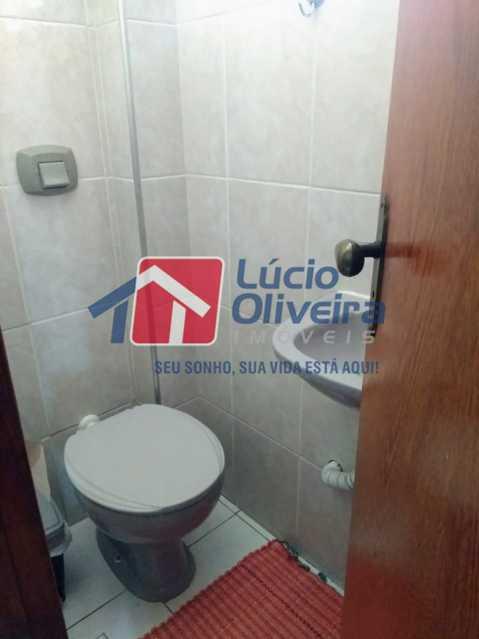 11 banheiro. - Casa de Vila à venda Rua Barão de Melgaço,Cordovil, Rio de Janeiro - R$ 260.000 - VPCV20055 - 12