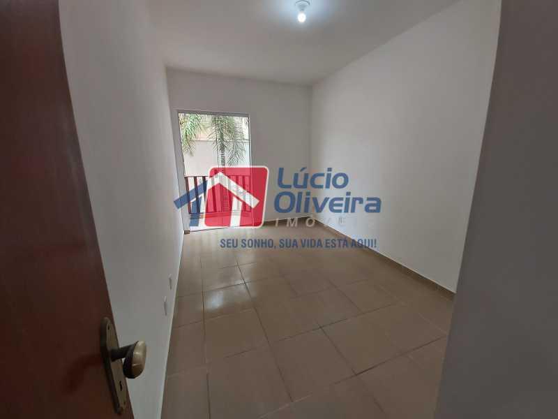 2-Sala para varanda - Casa de Vila À Venda Rua Cândido de Figueiredo,Tanque, Rio de Janeiro - R$ 339.000 - VPCV30018 - 3