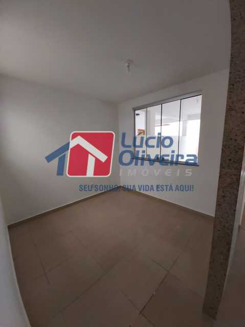 5-Quarto - Casa de Vila À Venda Rua Cândido de Figueiredo,Tanque, Rio de Janeiro - R$ 339.000 - VPCV30018 - 6