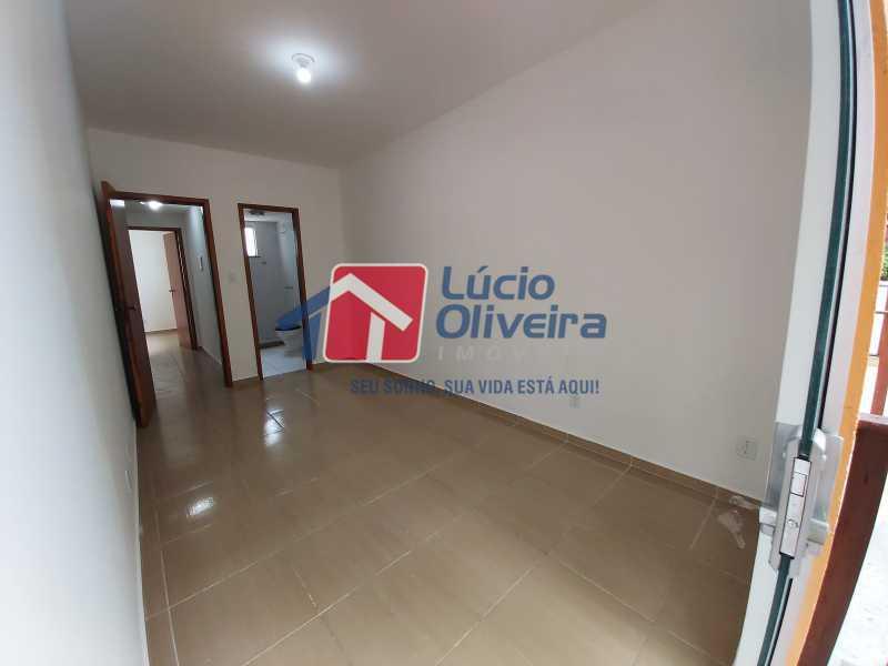 6-Quarto suíte - Casa de Vila À Venda Rua Cândido de Figueiredo,Tanque, Rio de Janeiro - R$ 339.000 - VPCV30018 - 7