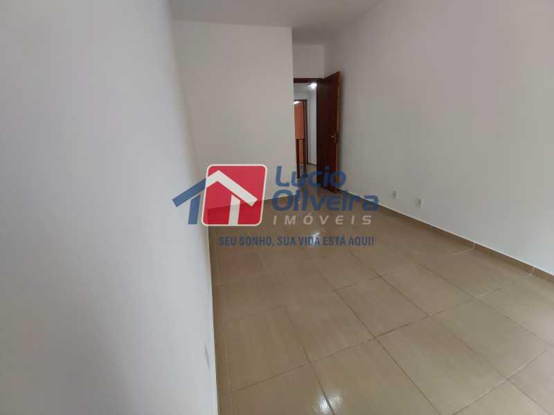 7-Quarto casal - Casa de Vila À Venda Rua Cândido de Figueiredo,Tanque, Rio de Janeiro - R$ 339.000 - VPCV30018 - 8