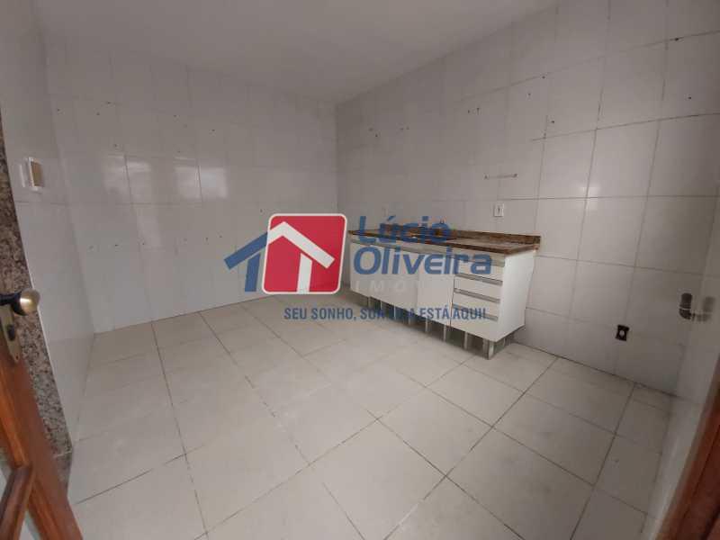 9-Cozinha e armarios - Casa de Vila À Venda Rua Cândido de Figueiredo,Tanque, Rio de Janeiro - R$ 339.000 - VPCV30018 - 10