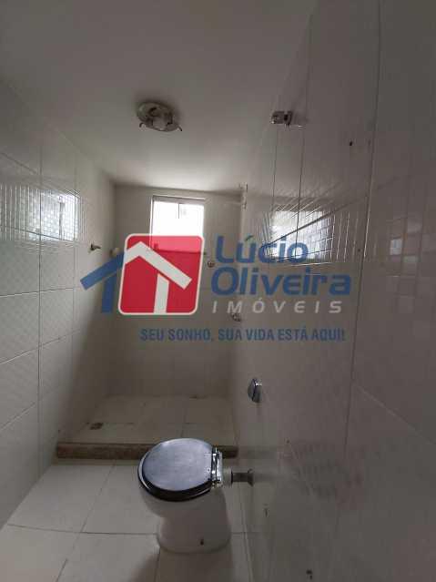 11-Banheiro social - Casa de Vila À Venda Rua Cândido de Figueiredo,Tanque, Rio de Janeiro - R$ 339.000 - VPCV30018 - 12