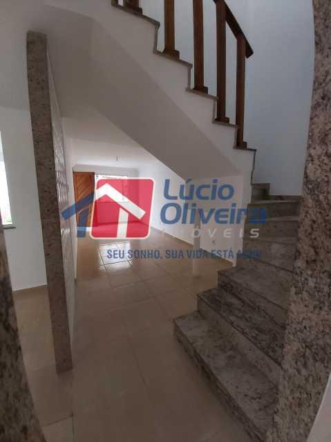 16-Escada 2ar - Casa de Vila À Venda Rua Cândido de Figueiredo,Tanque, Rio de Janeiro - R$ 339.000 - VPCV30018 - 17
