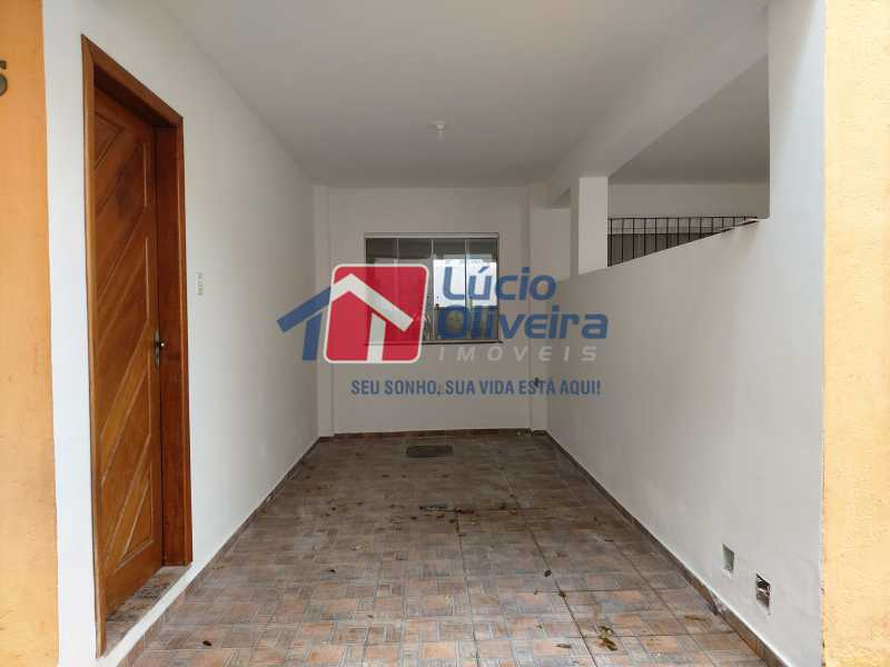 17-Entrada principa e garagem  - Casa de Vila À Venda Rua Cândido de Figueiredo,Tanque, Rio de Janeiro - R$ 339.000 - VPCV30018 - 18