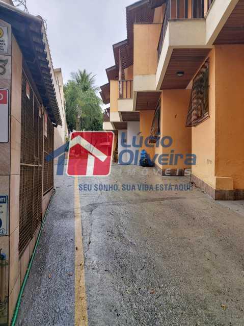 18-Area interna condominio - Casa de Vila À Venda Rua Cândido de Figueiredo,Tanque, Rio de Janeiro - R$ 339.000 - VPCV30018 - 19