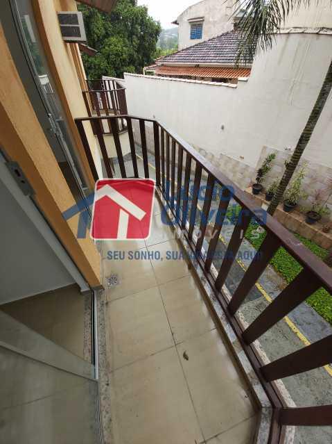 20-Varanda.. - Casa de Vila À Venda Rua Cândido de Figueiredo,Tanque, Rio de Janeiro - R$ 339.000 - VPCV30018 - 21