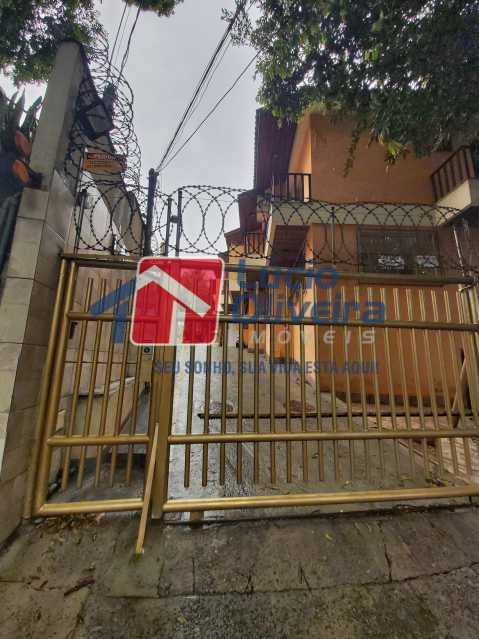 22-Frente condominio - Casa de Vila À Venda Rua Cândido de Figueiredo,Tanque, Rio de Janeiro - R$ 339.000 - VPCV30018 - 23