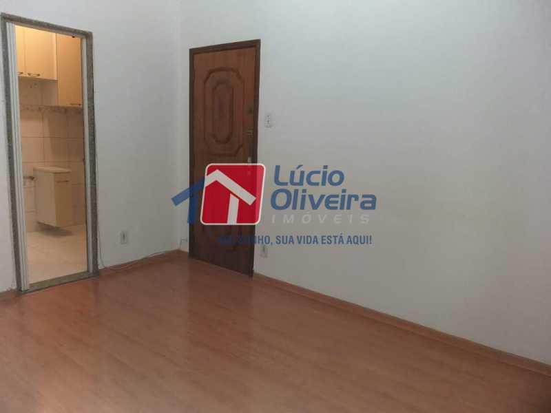 1 sala - Apartamento à venda Rua Pedro de Carvalho,Méier, Rio de Janeiro - R$ 260.000 - VPAP21325 - 1