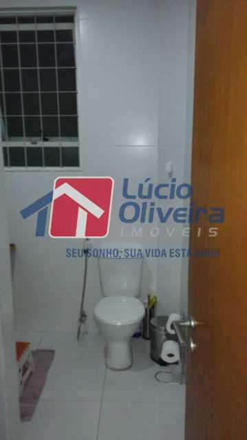17-Banheiro Social - Casa à venda Avenida Arapogi,Braz de Pina, Rio de Janeiro - R$ 630.000 - VPCA40060 - 19