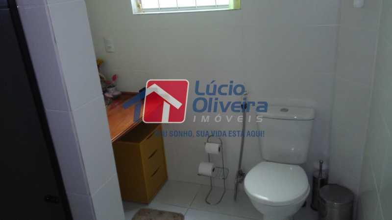 18-Banheiro social.... - Casa à venda Avenida Arapogi,Braz de Pina, Rio de Janeiro - R$ 630.000 - VPCA40060 - 20