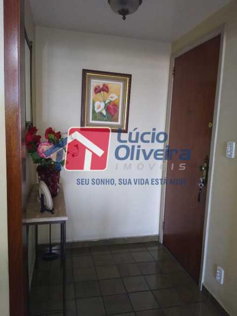 1HALL. - Apartamento à venda Rua Leopoldina Rego,Olaria, Rio de Janeiro - R$ 689.000 - VPAP30384 - 4