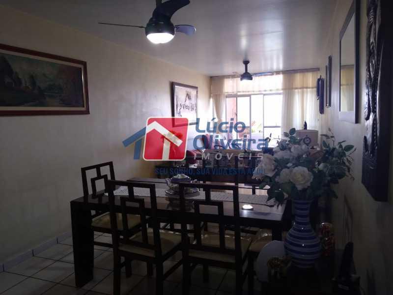 2SALA. - Apartamento à venda Rua Leopoldina Rego,Olaria, Rio de Janeiro - R$ 689.000 - VPAP30384 - 3
