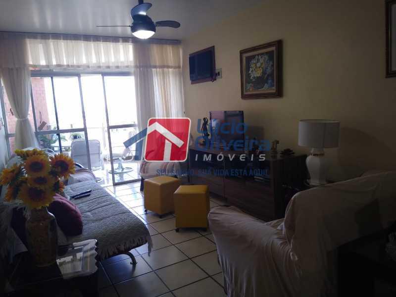 3SALA. - Apartamento à venda Rua Leopoldina Rego,Olaria, Rio de Janeiro - R$ 689.000 - VPAP30384 - 1