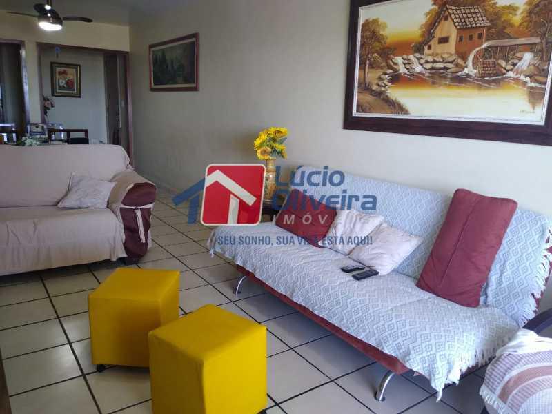 4SALA. - Apartamento à venda Rua Leopoldina Rego,Olaria, Rio de Janeiro - R$ 689.000 - VPAP30384 - 5