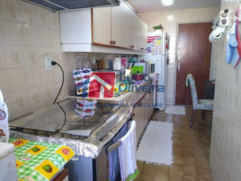 8COZINHA. - Apartamento à venda Rua Leopoldina Rego,Olaria, Rio de Janeiro - R$ 689.000 - VPAP30384 - 10