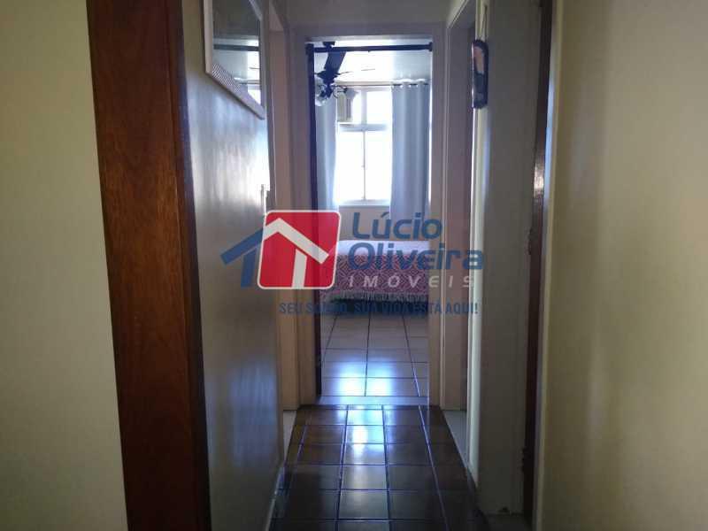 10CIRCULAÇÃO. - Apartamento à venda Rua Leopoldina Rego,Olaria, Rio de Janeiro - R$ 689.000 - VPAP30384 - 12