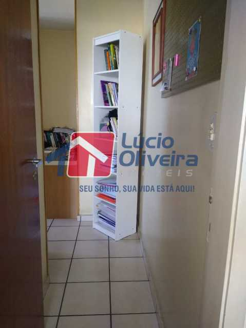 11QUARTO SOLTEIRO. - Apartamento à venda Rua Leopoldina Rego,Olaria, Rio de Janeiro - R$ 689.000 - VPAP30384 - 13